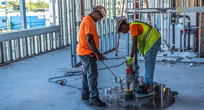 stamped concrete cary, sullivan construction raleigh, sullivan construction cary